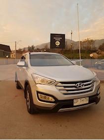 Hyundai Santa Fe 2.4 GLS 4x2 usado (2014) color Plata precio $9.400.000