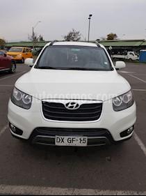 Hyundai Santa Fe 2.4 GLS 4x2 usado (2012) color Blanco precio $7.190.000