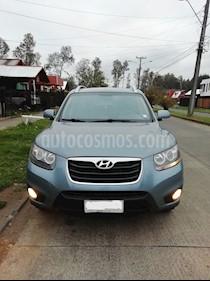 Hyundai Santa Fe 2.4 GLS 4x4 Full Aut usado (2011) color Azul precio $9.400.000