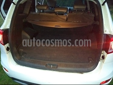 Hyundai Santa Fe 2.4 GLS 5 Pas Full Premium Aut usado (2012) color Blanco precio $700.000