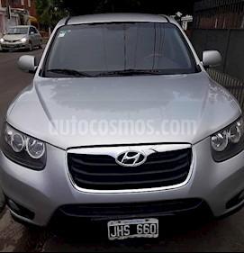 Foto venta Auto usado Hyundai Santa Fe 2.4 GLS 7 Pas Full (2010) color Gris Claro precio $460.000