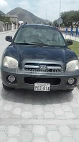 Foto venta Auto usado Hyundai Santa Fe 2.4L 2x4 7P Aut  (2006) color Negro precio u$s11.500