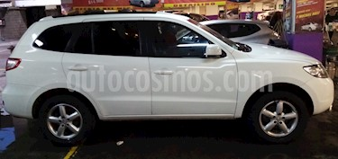 Hyundai Santa Fe 2.7 GLS 4x2 usado (2010) color Blanco precio $7.650.000