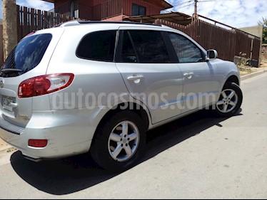 Hyundai Santa Fe 2.7 GLS 4x2 usado (2009) color Plata precio $6.500.000