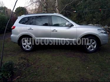Hyundai Santa Fe 2.7 GLS 4x4 Aut Full  usado (2009) color Gris precio $7.200.000