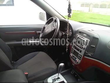 Hyundai Santa Fe 2.7 GLS 4x4 Aut Full usado (2008) color Blanco precio $5.200.000