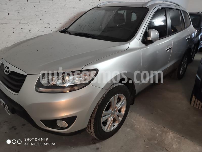 Hyundai Santa Fe 2.2 4x4 Die Full Premium  7 Asientos  usado (2010) color Gris precio $2.150.000