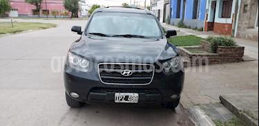 Hyundai Santa Fe 2.2 GLS CRDi 5 Pas Full Premium Aut usado (2010) color Negro precio $800.000