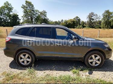 Hyundai Santa Fe 2.7 GLS 4x4 Aut Full usado (2008) color Gris precio $6.000.000