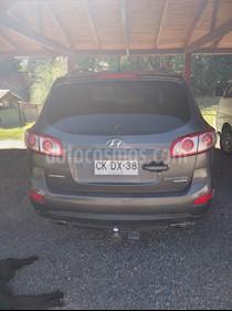 Hyundai Santa Fe 2.2 GLS CRDi 4x2 Full usado (2011) color Gris precio $6.600.000