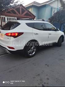 Hyundai Santa Fe 2.2 GLS CRDi 4x2 usado (2016) color Blanco precio $14.950.000