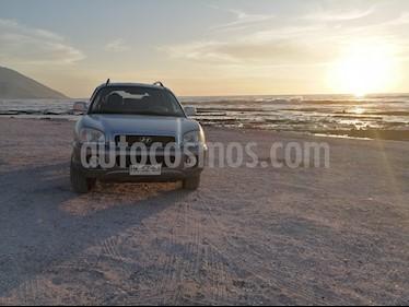 Hyundai Santa Fe 2.0 GL CRDi 4x2 usado (2004) color Gris precio $4.000.000