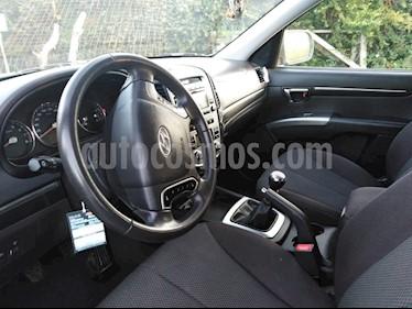 Hyundai Santa Fe 2.4 GLS 4x2 Full usado (2012) color Gris precio $9.200.000