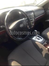 Hyundai Santa Fe 2.7 GLS 4x4 Aut usado (2010) color Gris precio $6.400.000