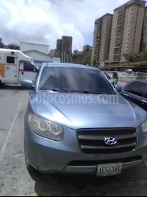 Hyundai Santa Fe GLS Auto. 4x4 usado (2007) color Azul precio u$s5.725