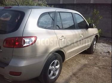 Foto venta carro Usado Hyundai Santa Fe GLS Auto. 4x4 (2007) color Marron precio u$s5.000