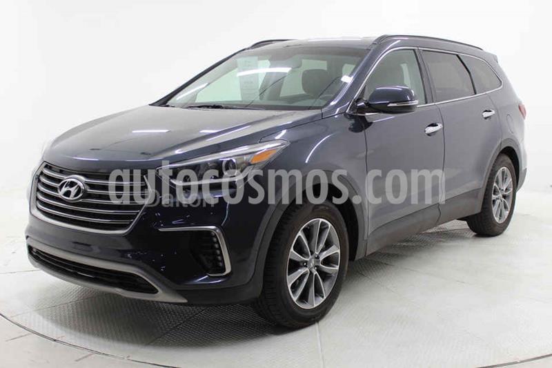 Hyundai Santa Fe V6 GLS Premium usado (2019) color Gris precio $519,000