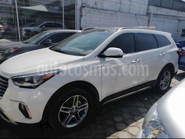 Foto Hyundai Santa Fe V6 Limited Tech usado (2018) color Blanco precio $469,900