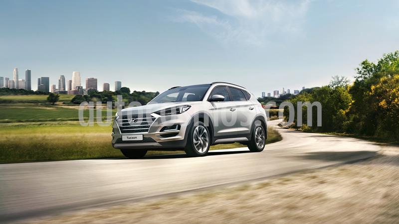 Foto Hyundai Santa Fe 2.0L Turbo GLS nuevo color Plata precio $543,300