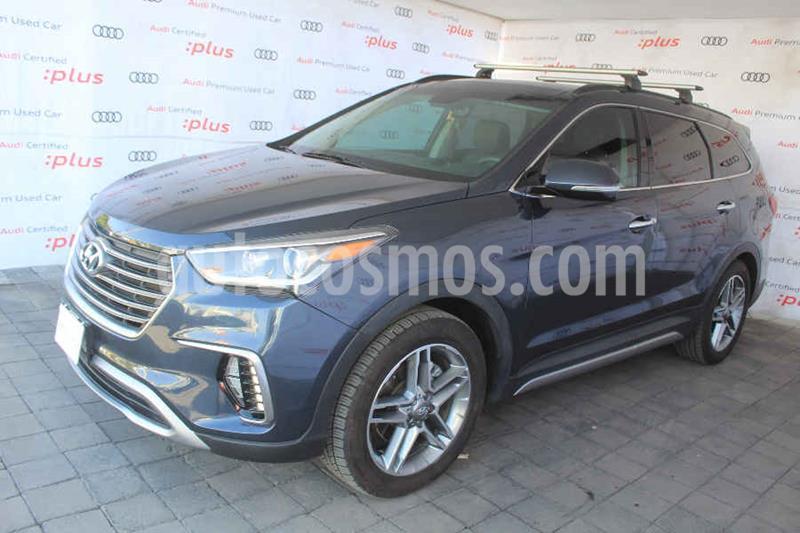 Hyundai Santa Fe V6 Limited Tech usado (2019) color Gris precio $530,000