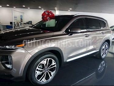 Hyundai Santa Fe 5p Limited Tech L4/2.0/T Aut usado (2019) color Blanco precio $670,000