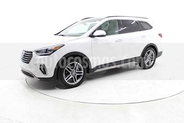 Hyundai Santa Fe 5p Limited Tech L4/2.0/T Aut usado (2019) color Blanco precio $599,000