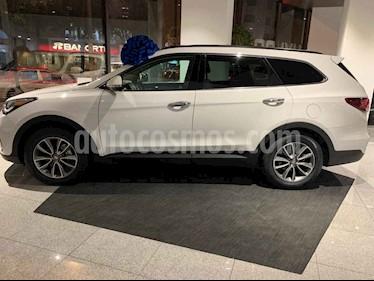 Hyundai Santa Fe V6 GLS Premium usado (2018) color Blanco precio $510,507