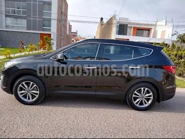 Hyundai Santa Fe 2.4 GLS 4x4 usado (2018) color Gris precio $4,200