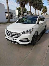 Foto venta Auto usado Hyundai Santa Fe Sport 2.0L Turbo (2017) color Blanco Perla precio $410,000