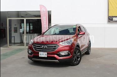 Foto venta Auto Seminuevo Hyundai Santa Fe Sport 2.0L (2017) color Rojo precio $399,000