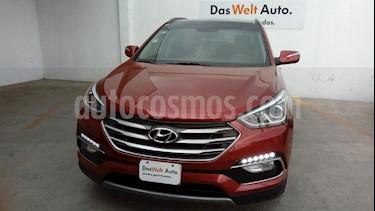Foto venta Auto usado Hyundai Santa Fe Sport 2.0L (2017) color Rojo precio $370,000