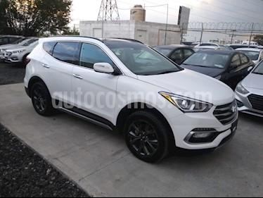 Foto venta Auto Seminuevo Hyundai Santa Fe Sport 2.0L (2017) color Blanco precio $369,000