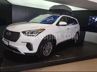 Foto venta Auto usado Hyundai Santa Fe Sport 2.0L (2018) color Blanco precio $493,000