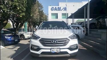 Foto venta Auto Seminuevo Hyundai Santa Fe Sport 2.0L (2017) color Blanco precio $434,900