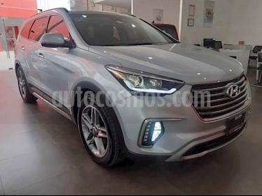 Hyundai Santa Fe Sport 2.0L usado (2018) color Plata precio $499,000