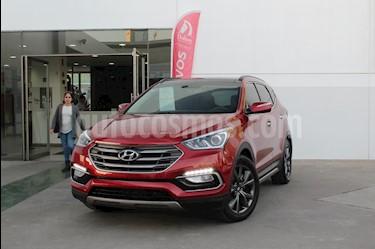Foto venta Auto Seminuevo Hyundai Santa Fe Sport 2.0L (2017) color Rojo precio $409,000