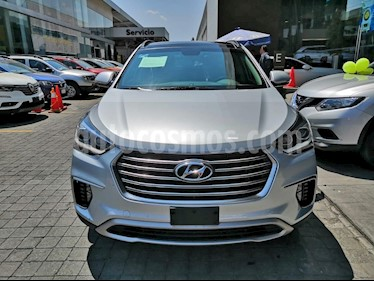 Foto venta Auto usado Hyundai Santa Fe V6 GLS Premium (2018) color Plata precio $499,000