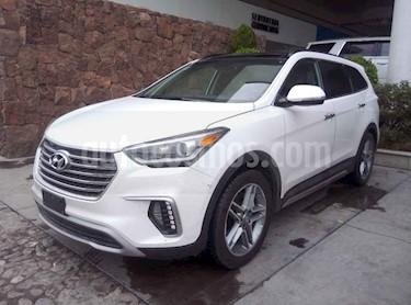 Foto venta Auto usado Hyundai Santa Fe V6 Limited Tech (2018) color Blanco precio $545,000