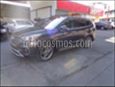 Hyundai Santa Fe V6 Limited Tech usado (2018) color Azul Marino precio $485,000