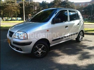Hyundai Santro 1.0 usado (2006) color Plata precio $12.500.000