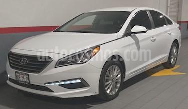 Foto venta Auto usado Hyundai Sonata 5p GLS L4/2.4 Aut (2017) color Blanco precio $269,000