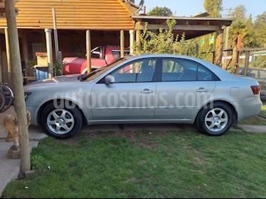 Hyundai Sonata Hibrido  GL 2.4  usado (2006) color Plata precio $3.100.000