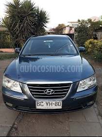 foto Hyundai Sonata 2.0L GL usado (2009) color Azul precio $2.600.000