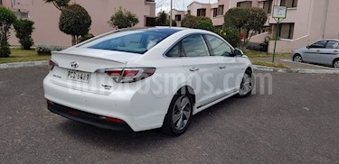 Foto Hyundai Sonata FX Full usado (2016) color Blanco precio u$s8.500