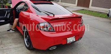 Hyundai Sonata GL usado (2006) color Rojo precio $1,500