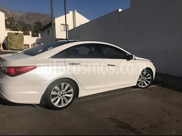 Hyundai Sonata Hibrido  GLS 2.4 Aut Techo Full usado (2011) color Blanco precio $6.690.000