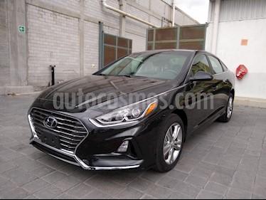 Foto venta Auto usado Hyundai Sonata GLS (2018) color Negro precio $332,000