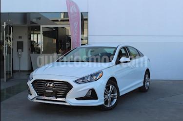 Foto venta Auto usado Hyundai Sonata GLS (2016) color Blanco precio $345,000