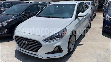 Foto Hyundai Sonata GLS usado (2018) color Blanco precio $299,000
