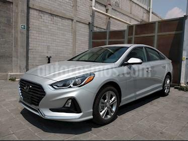Foto venta Auto usado Hyundai Sonata GLS (2018) color Plata precio $332,000